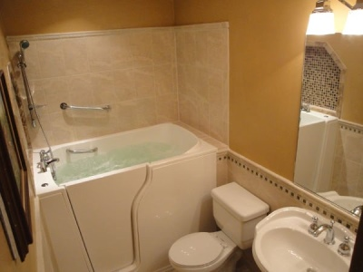 Independent Home Products, LLC installs hydrotherapy walk in tubs in Grain Valley
