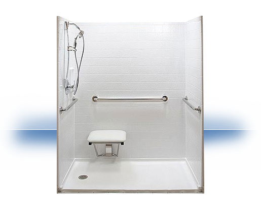 Bolivar Tub to Walk in Shower Conversion by Independent Home Products, LLC