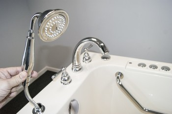 Improve your quality of life with one of our walk in tubs